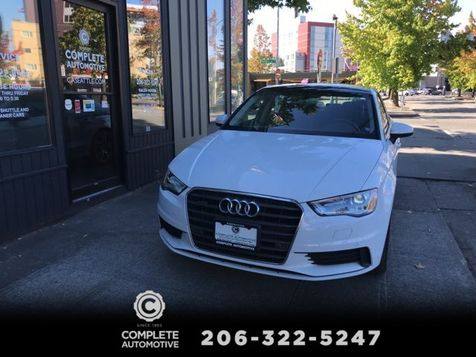 2015 Audi A3 2.0T Quattro All Wheel Drive Premium Plus Sport Driver Assist Convenience Pkgs Save $15,697 in Seattle