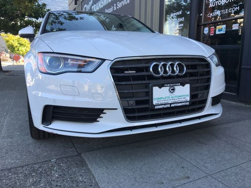 2015 Audi A3 20T Quattro All Wheel Drive Premium Plus Sport Driver Assist Convenience Pkgs Save 16707  city Washington  Complete Automotive  in Seattle, Washington