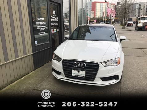 2015 Audi A3 2.0T Premium Plus Quattro Sport Driver Assist Bang & Olufsen $11,735 Factory Opts! Save $20,407 in Seattle