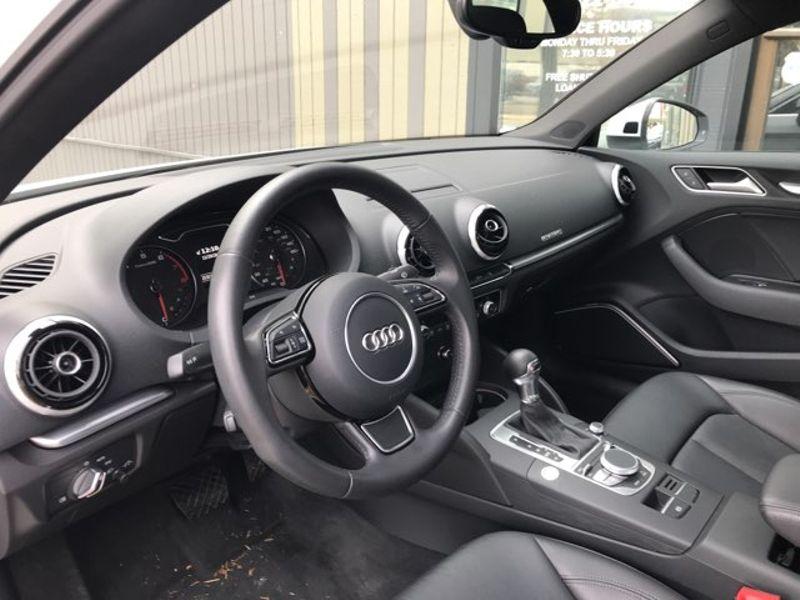 2015 Audi A3 Sedan 20T Quattro All Wheel Drive Premium Plus Navigation Rear Camera Bang  Olufsen 43125 New  city Washington  Complete Automotive  in Seattle, Washington