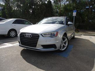 2015 Audi A3 Sedan 1.8T Premium. PANORAMIC ROOF SEFFNER, Florida