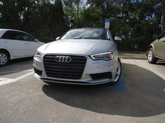 2015 Audi A3 Sedan 1.8T Premium. PANORAMIC ROOF SEFFNER, Florida 1