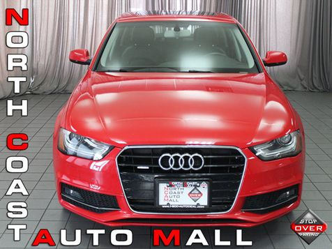 2015 Audi A4 Premium in Akron, OH