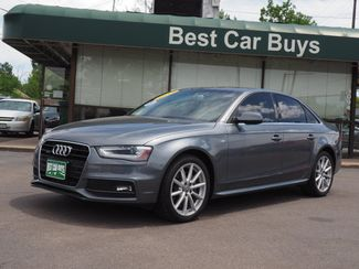 2015 Audi A4 Premium Plus Englewood, CO
