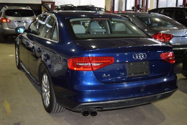 2015 Audi A4 Premium Richmond Hill, New York 3