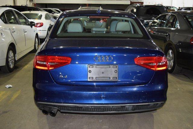2015 Audi A4 Premium Richmond Hill, New York 4
