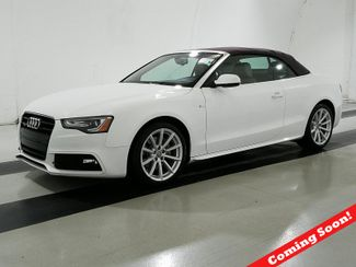 2015 Audi A5 Cabriolet in Cleveland, Ohio