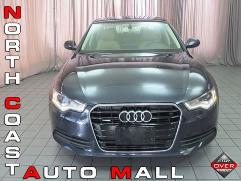 2015 Audi A6 2.0T Premium Plus in Akron, OH