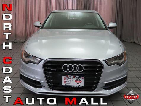 2015 Audi A6 3.0T Premium Plus in Akron, OH