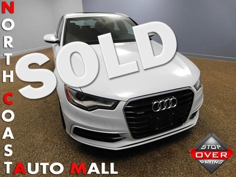 2015 Audi A6 3.0T Premium Plus in Bedford, Ohio