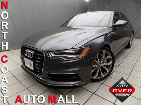 2015 Audi A6 3.0T Prestige in Cleveland, Ohio