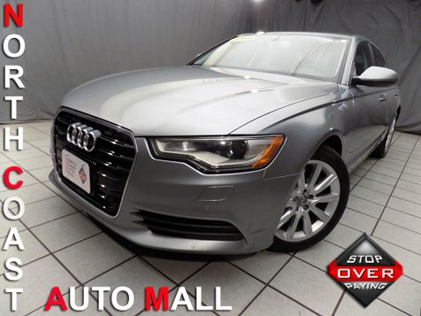 2015 Audi A6 2.0T Premium Plus in Cleveland, Ohio
