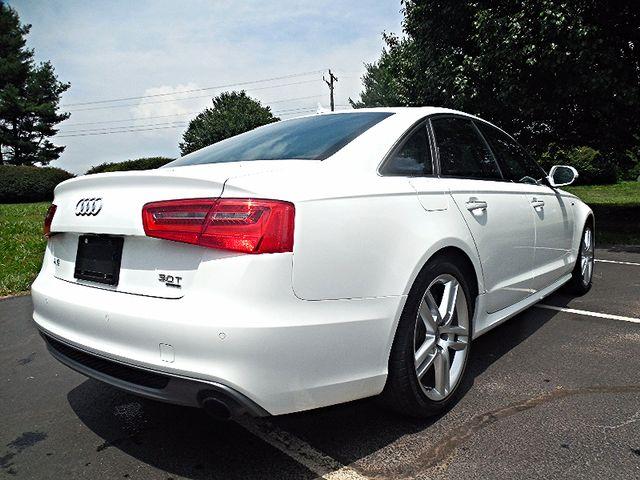 2015 Audi A6 3.0T Prestige Leesburg, Virginia 8