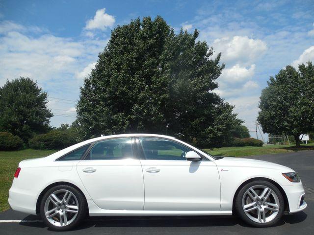 2015 Audi A6 3.0T Prestige Leesburg, Virginia 3