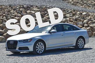 2015 Audi A6 3.0T Premium Plus Naugatuck, Connecticut