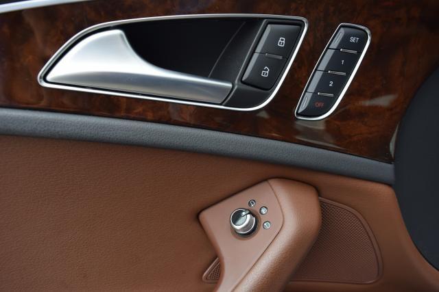 2015 Audi A6 2.0T Premium Richmond Hill, New York 11