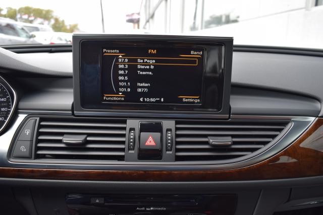2015 Audi A6 2.0T Premium Richmond Hill, New York 18