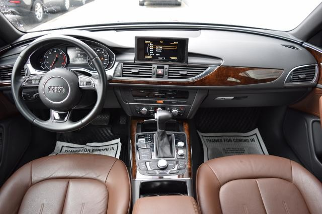 2015 Audi A6 2.0T Premium Richmond Hill, New York 25