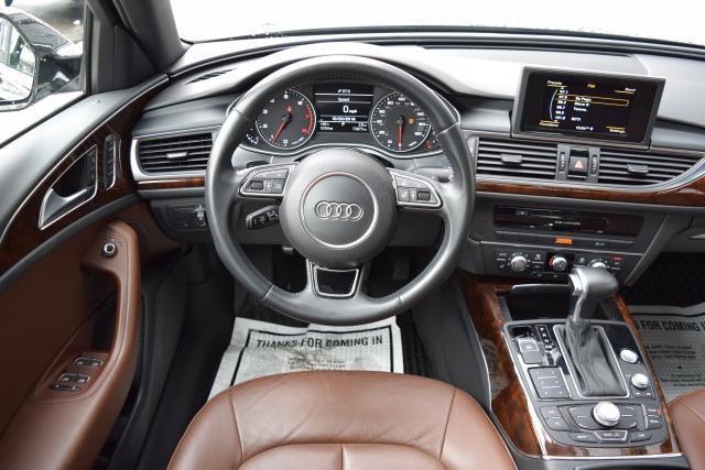 2015 Audi A6 2.0T Premium Richmond Hill, New York 26