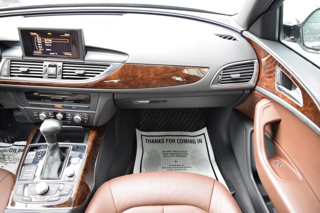 2015 Audi A6 2.0T Premium Richmond Hill, New York 27