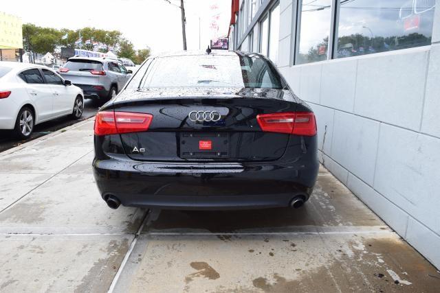 2015 Audi A6 2.0T Premium Richmond Hill, New York 5