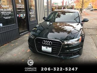 2015 Audi A6 3.0T Quattro All Wheel Drive Premium + $3900