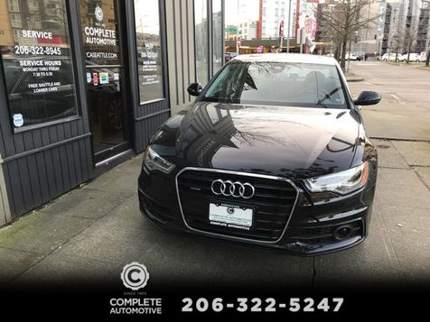 2015 Audi A6 Premium Plus in Seattle