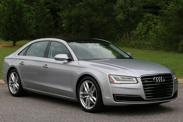2015 Audi A8 L 4.0T Mooresville, North Carolina 0