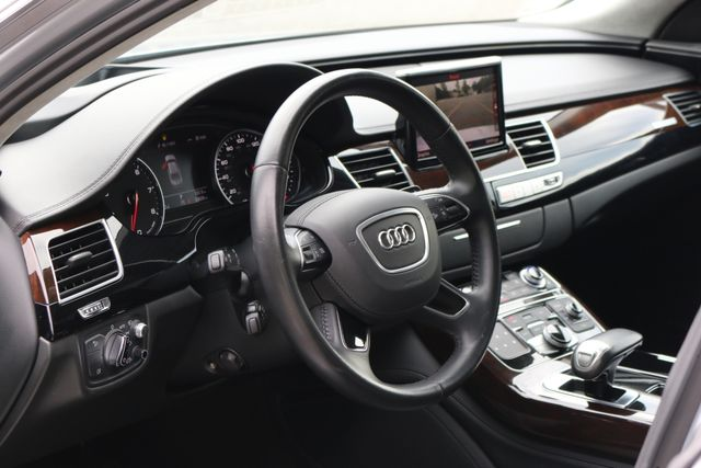 2015 Audi A8 L 4.0T Mooresville, North Carolina 10