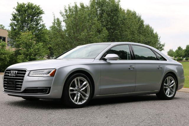 2015 Audi A8 L 4.0T Mooresville, North Carolina 2