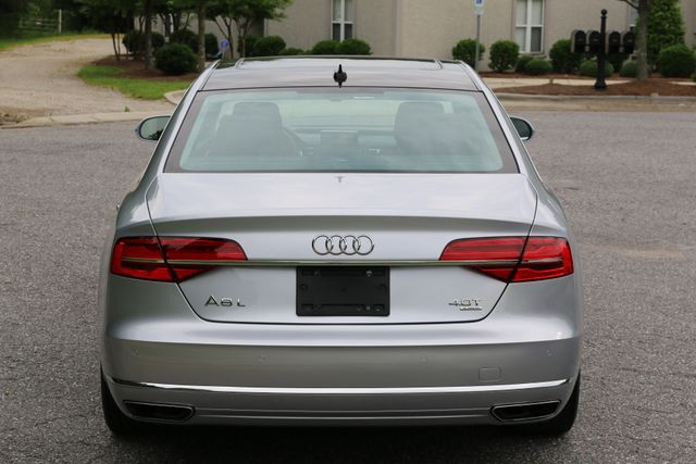 2015 Audi A8 L 4.0T Mooresville, North Carolina 4