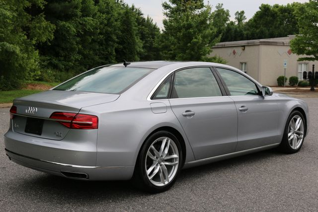 2015 Audi A8 L 4.0T Mooresville, North Carolina 5