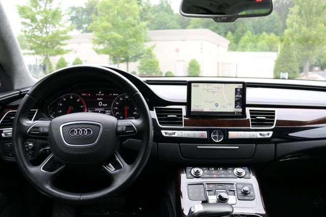 2015 Audi A8 L 4.0T Mooresville, North Carolina 51