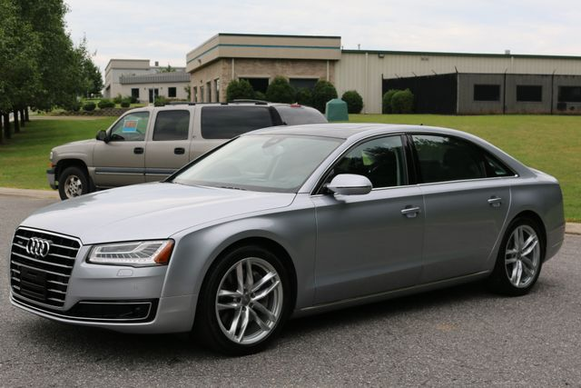 2015 Audi A8 L 4.0T Mooresville, North Carolina 91