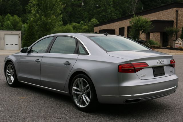 2015 Audi A8 L 4.0T Mooresville, North Carolina 93