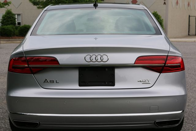 2015 Audi A8 L 4.0T Mooresville, North Carolina 94