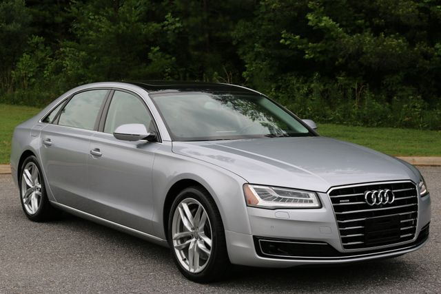 2015 Audi A8 L 4.0T Mooresville, North Carolina 98