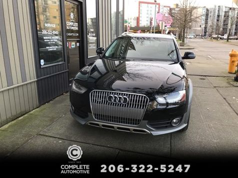 2015 Audi Allroad Wagon Quattro Premium Plus Navi Rear Camera B & O Sound (6) On Sale in Seattle