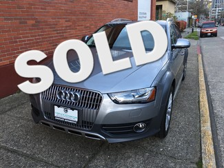 2015 Audi Allroad Wagon Quattro All Wheel Drive Prestige  Package Like New! Why Buy New? SAVE THOUSANDS Seattle, Washington