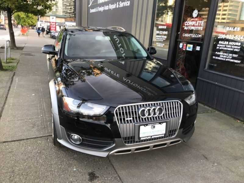 2015 Audi Allroad Wagon Quattro Premium Plus Navi Rear Camera Great Selection (6) On Sale  city Washington  Complete Automotive  in Seattle, Washington
