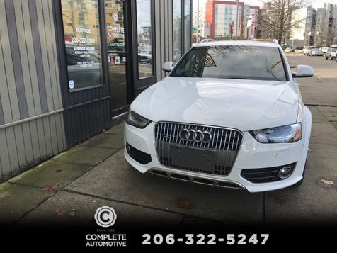 2015 Audi Allroad Wagon Quattro Premium Plus  Sport Technology Navi Rear Camera (5) ON SALE! in Seattle