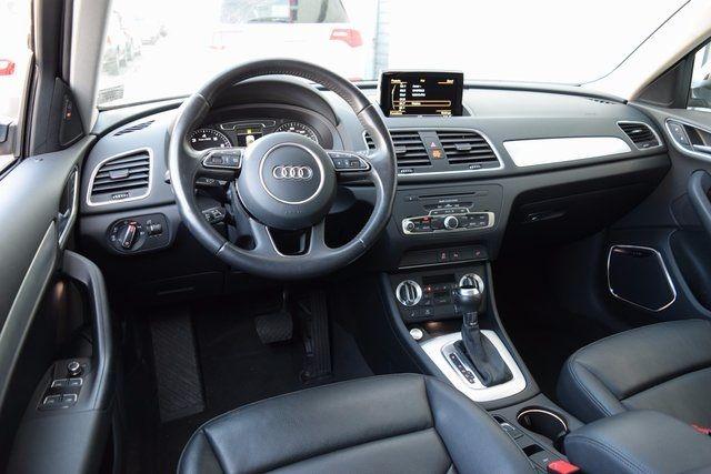 2015 Audi Q3 2.0T Prestige Richmond Hill, New York 11