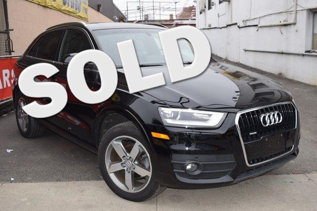 2015 Audi Q3 2.0T Prestige Richmond Hill, New York 0