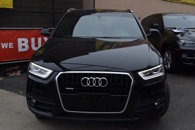 2015 Audi Q3 2.0T Prestige Richmond Hill, New York 1