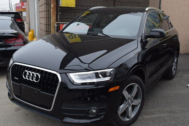 2015 Audi Q3 2.0T Prestige Richmond Hill, New York 2