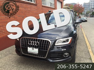 "2015 Audi Q5 2.0T Quattro Premium Plus Technology Package Bang & Olufsen Stereo 19"" (4) ON SALE! Seattle, Washington"
