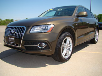 2015 Audi Q5 Prestige Bettendorf, Iowa 30