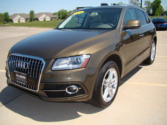 2015 Audi Q5 Prestige Bettendorf, Iowa 17