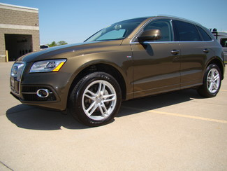 2015 Audi Q5 Prestige Bettendorf, Iowa 18
