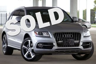 2015 Audi Q5 3.0 * S-LINE * Technology Pkg * B&O Sound * 20's Plano, Texas